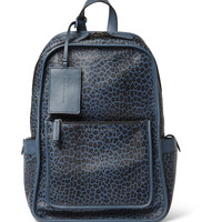 Marc by Marc Jacobs - Leopard-Print Leather Backpack | MR PORTER