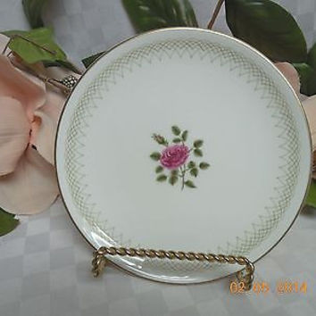 Royal Doulton, China  Dinnerware Sweetheart Rose, pattern #H4936 2  Bread Plate