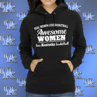 Awesome Women Love Kentucky Basketball