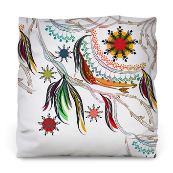 Bohemian Throw Pillow