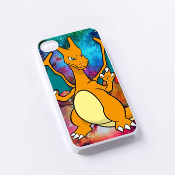 pokemon charizard iPhone 4/4S, 5/5S, 5C,6,6plus,and Samsung s3,s4,s5,s6