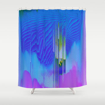 Waterfall Shower Curtain by DuckyB (Brandi)