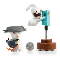 Rabbids Sound & Action Figures Series 1 - Chicken Surprise