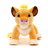 Disney Simba Medium Soft Toy | Disney Store