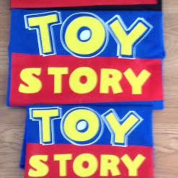 Free/Fast Shipping for Disney Toy Story matching Family  Shirts