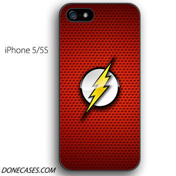the flash logo suit iPhone 5 / 5S Case
