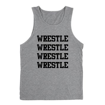Wrestle, gift for wrestler, sport gifts, game day, team Tank Top