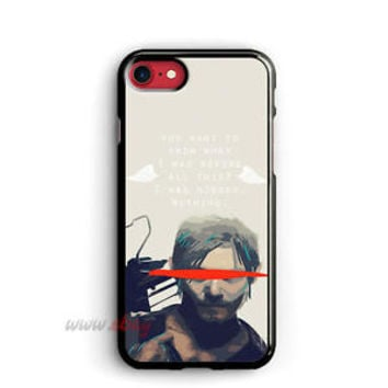 Daryl Dixon iPhone Cases The Walking Dead Samsung Galaxy Phone Case iPod cover