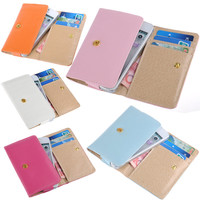PU Leather Wallet Flip Pouch Case Cover Accessory For Apple iPhone 4 4S 4G 5 5TH