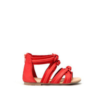 BABY KNOT SANDAL - Baby girl - New this week - ZARA United States
