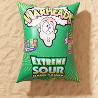 Gigantic Bag Of Warheads Pool Float