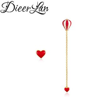 New Arrivals 925 Sterling Silver Hot Air Balloon Earrings For Women Fashion Jewelry sterling-silver-jewelry pendientes