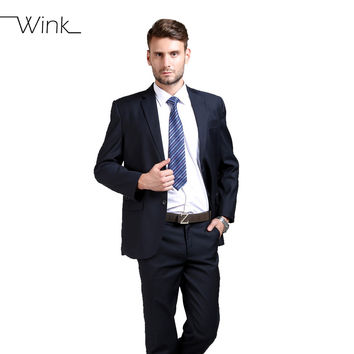 Men's Slim Fit Tuxedo Suit