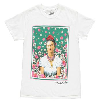 Frida Kahlo Graphic Tee