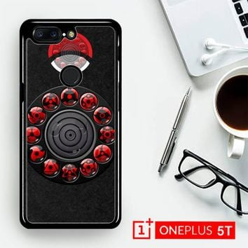 Sharingan Circle And Rinnegan Z2159  OnePLus 5T / One Plus 5T Case