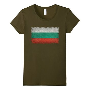 Vintage Bulgarian Flag T-Shirt