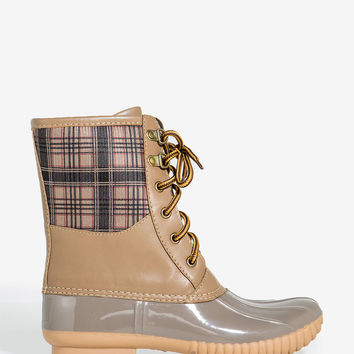Muriel-BC-4 High And Dry Boot