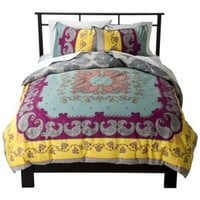 Boho Boutique™ Lola Reversible Duvet Cover Set