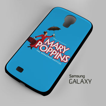 Mary Poppins Broadway Musical A1066 Samsung Galaxy S3 S4 S5 Note 3 Cases - Galaxy