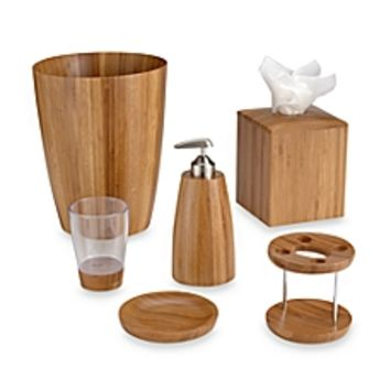 Umbra® Boomba Natural Bath Ensemble