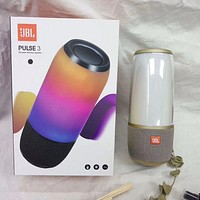 JBL Pulse 3 LED Wireless Bluetooth IPX7 Waterproof Speaker