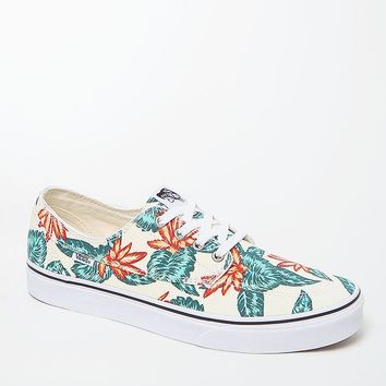 Vans Vintage Aloha Brigata Shoes - Mens Shoes - White/White
