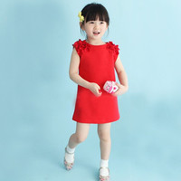 Kids Girls Baby Dress Products For Children = 4457445316