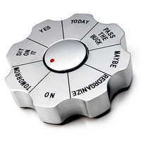 DECISION PAPERWEIGHT   Executive Decision Maker Toy   UncommonGoods