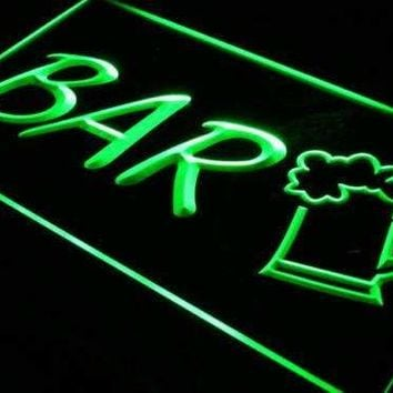 Beer Glass Bar LED Neon Light Sign