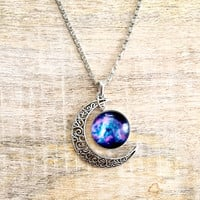 Moon Pendant Free US Shipping