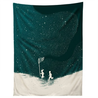 Budi Kwan Starfield Blue Tapestry