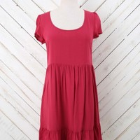 Altar'd State Simply Tiered Dress   Altar'd State