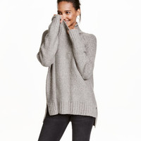 H&M Knit Turtleneck Sweater $34.99