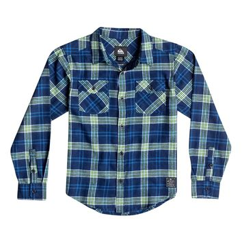 Boys 2-4 Everyday Flannel Long Sleeve Shirt 096413607738 | Quiksilver