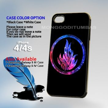 Divergent, Photo On Hard Plastic iPhone 4 4S Case