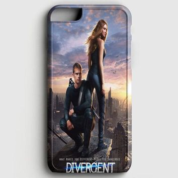 Divergent Mortal Instrument And Hunger Game iPhone 6/6S Case