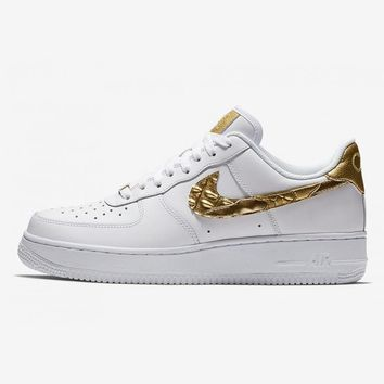 Nike Air Force 1 Woman Men Fashion Old Skool Sneakers Sport Shoes
