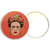 THE FOUND POCKET MIRROR - FRIDA