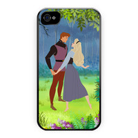 Sleeping Beauty And Prince  4/4S Case
