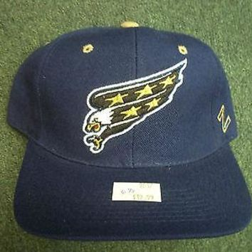 WASHINGTON CAPITALS ZEPHYR FITTED HAT