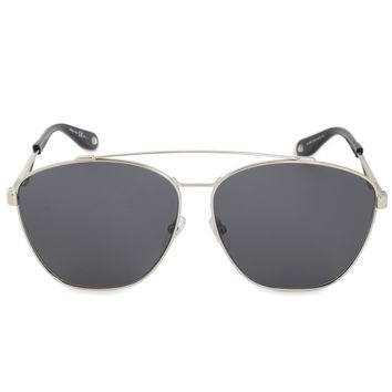 Givenchy Aviator Sunglasses GV7049/S 3YG/IR 65