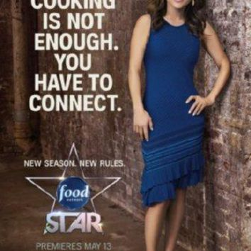 Next Food Network Star Poster 24inx36in