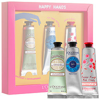 L'Occitane Happy Hands Trio