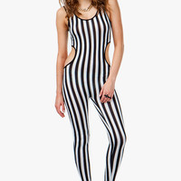 A'GACI Danger Cut Out Jumpsuit - New Arrivals