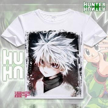 Hunter x Hunter Short Sleeve Anime T-Shirt V2