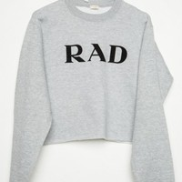 NANCY RAD SWEATSHIRT