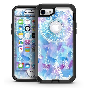 Watercolor Dreamcatcher - iPhone 7 or 7 Plus OtterBox Defender Case Skin Decal Kit
