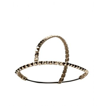 valentino - studded hairband