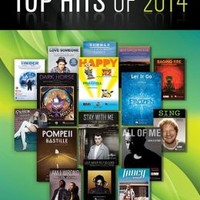 Top Hits Of 2014 (Easy Piano Songbook)