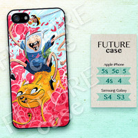 Finn and Jake iPhone 5s case Adventure Time iphone 5c case Land of Ooo iPhone 5 case iphone case iphone 4 case Hard or Soft Case -AT03